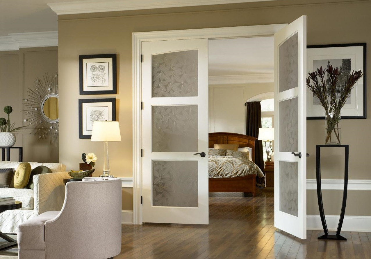 дверь межкомнатная двухстворчатая размер