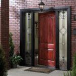 Входные двери из дерева: основные виды, конструктивные особенности и преимущества  +55 фото