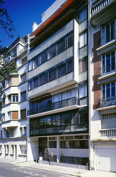 Студия Ле Корбюзье вновь открыта для туристов