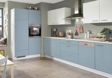 Кухонные фасады: матовый или глянцевый?