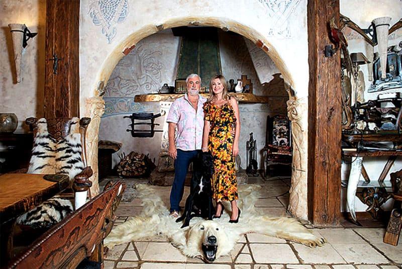 Назад в сказку: дизайн особенного дома певицы Вики Цыгановой - Интерьер