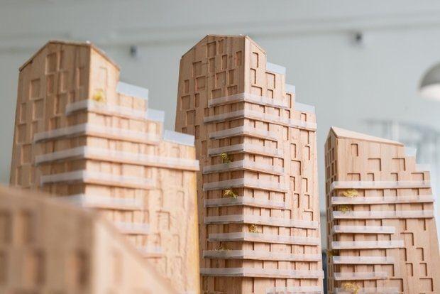 Студентами Высшей Школы Экономики был разработан строительный проект будущего