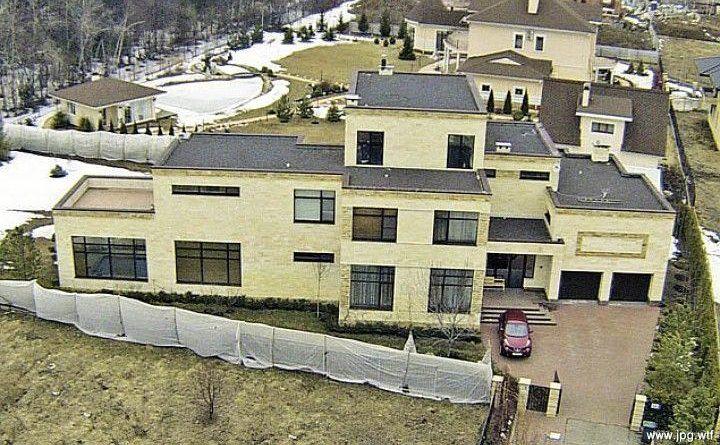Где живет Анастасия Заворотнюк [обзор интерьера загородного дома] - Интерьер