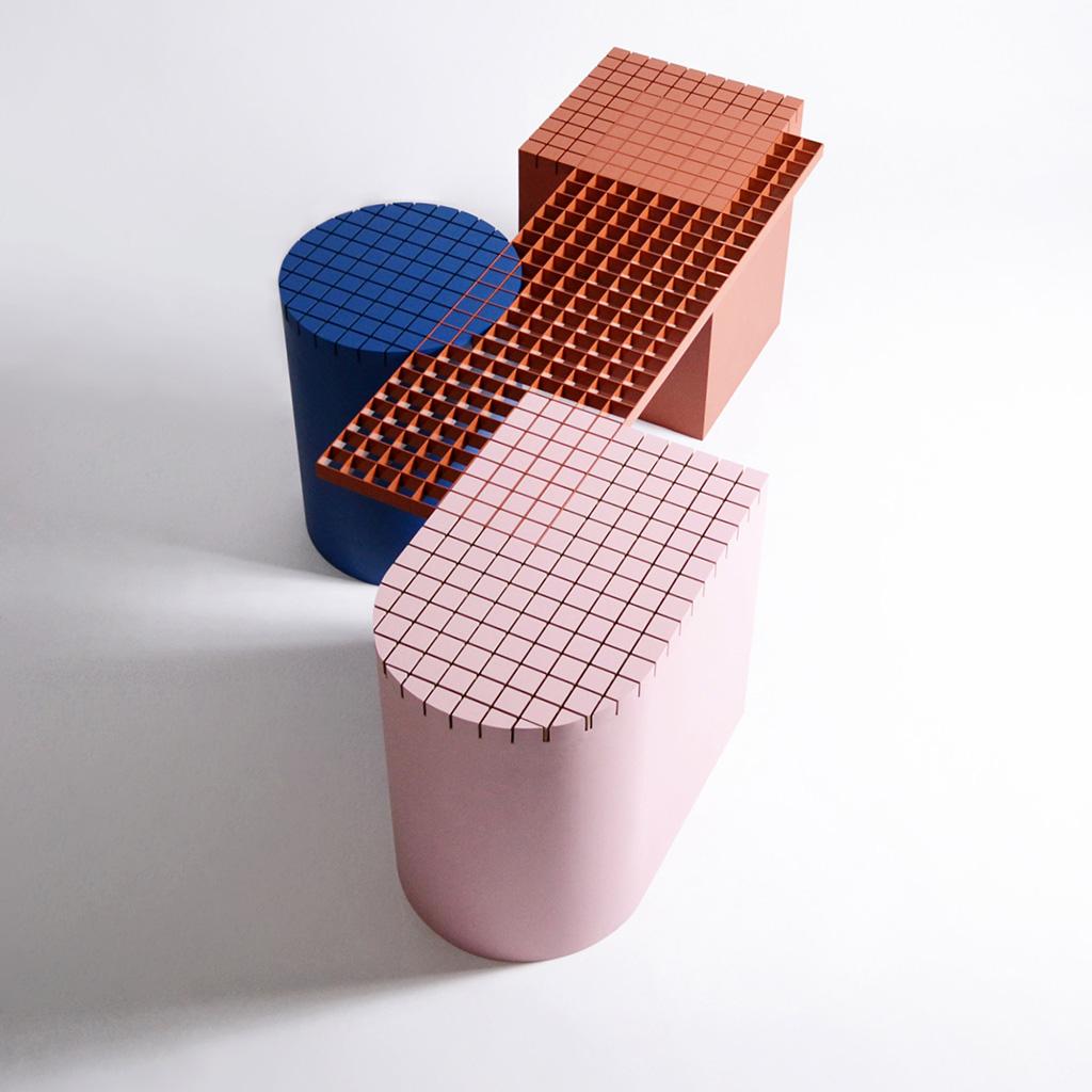 Дизайнеры из Бельгии создали скамью – трансформер