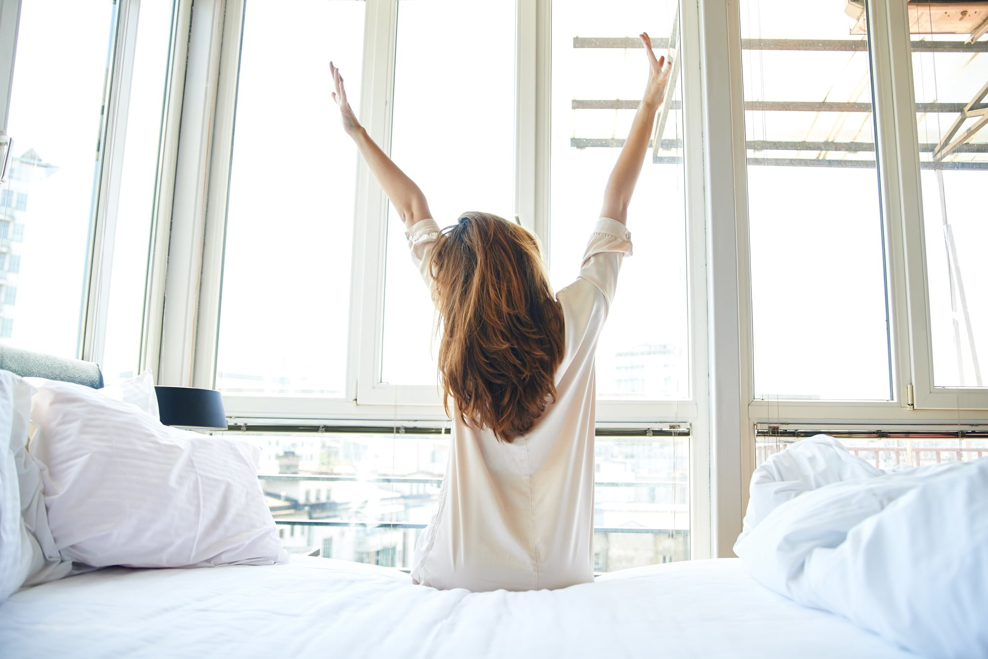 Как сделать ремонт в спальне чтобы высыпаться и быть бодрым?