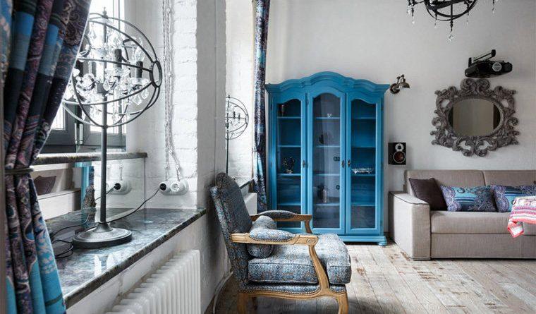 Дом без правил – стиль Эклектика - Интерьер