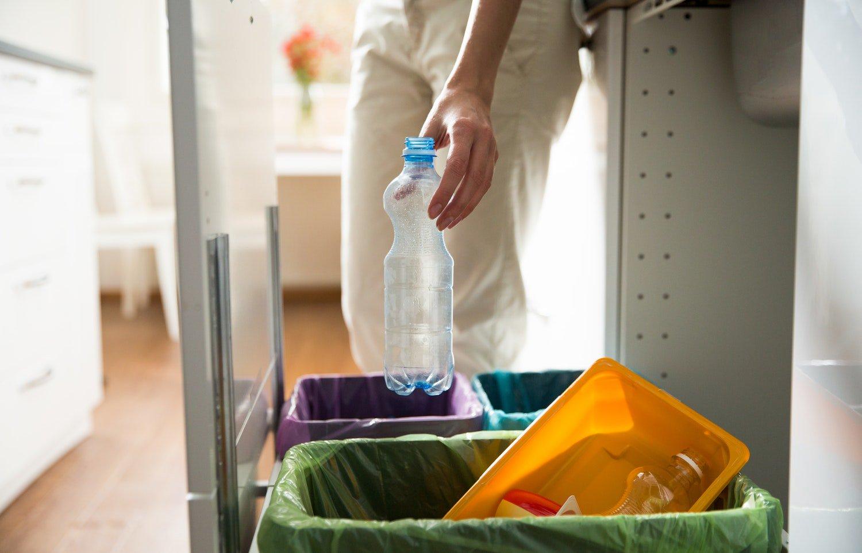 Как организовать раздельный сбор мусора дома? - Интерьер