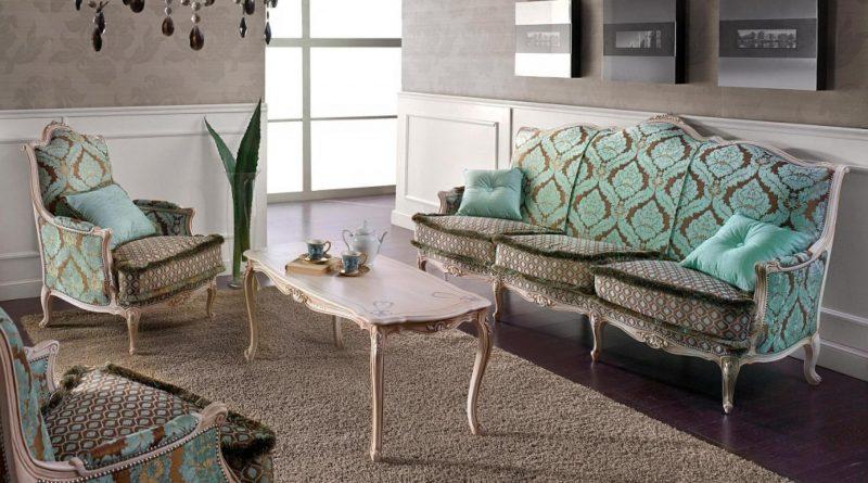 6 самых актуальных видов диванов для модного интерьера - Интерьер