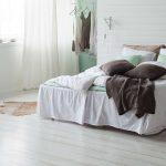 Какой пол лучше выбрать для спальни?