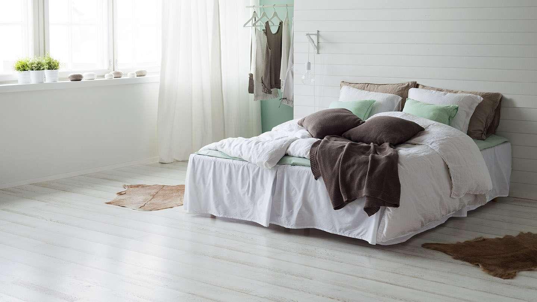 Какой пол лучше выбрать для спальни? - Интерьер