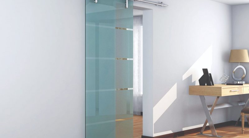 Межкомнатные двери из стекла: плюсы и минусы - Интерьер