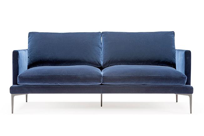 30 диванов из трендового бархата