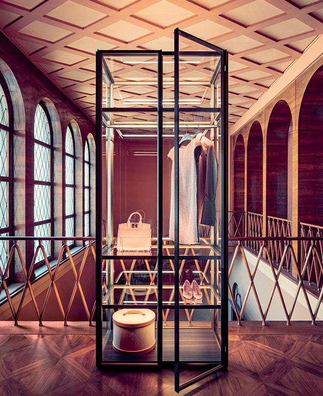 История и современность в дизайне Molteni&C