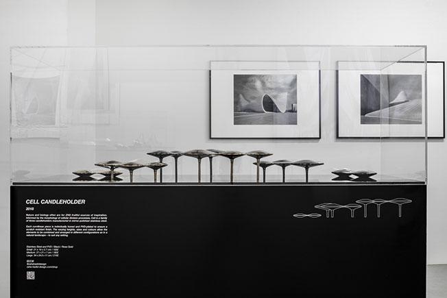 В Нью-Йорке проходит выставка посвященная работам Zaha Hadid