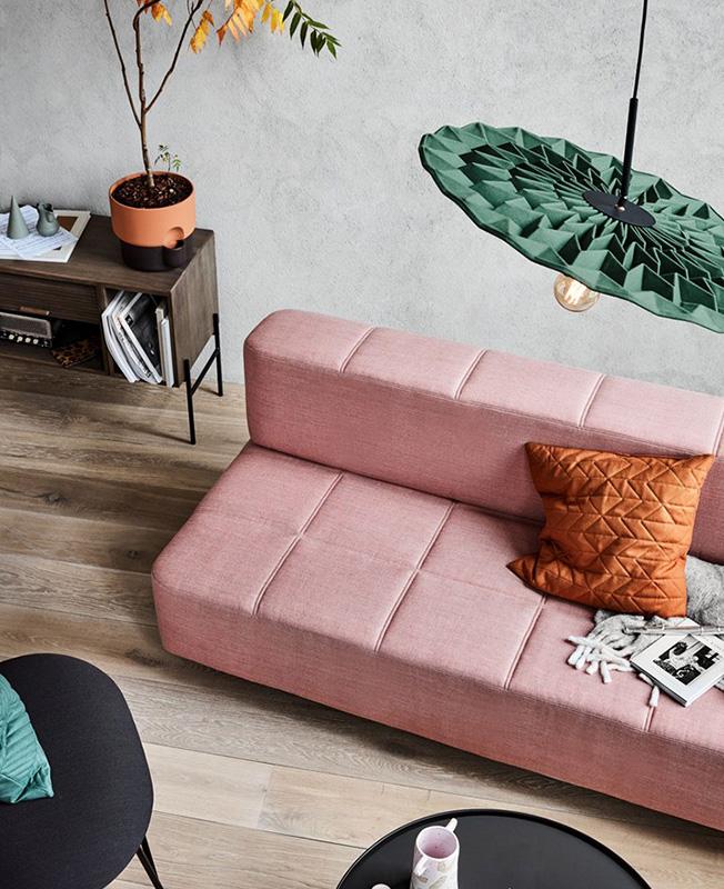Теплый цвет для домашнего уюта