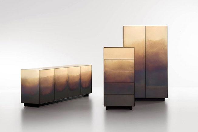 Салон Krassky открыл подразделение Luxury Textures
