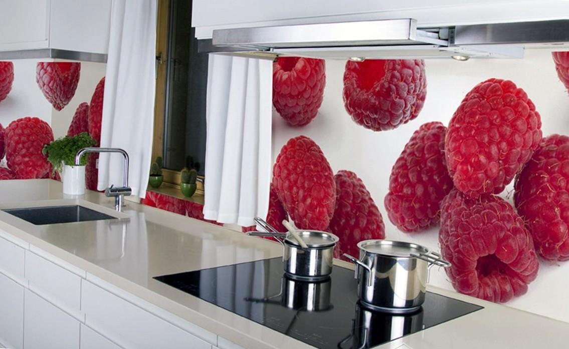 фотообои на кухню 3д