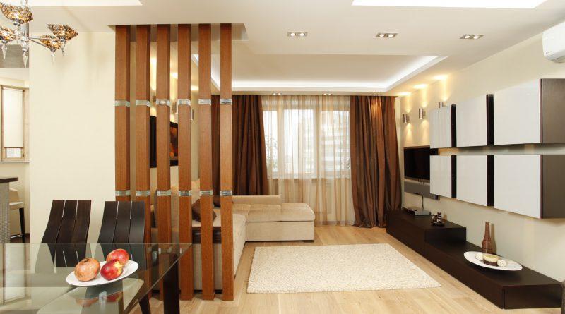 деревянная перегородка