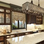 Кухня в английском стиле — Основные черты стиля и подбор мебели