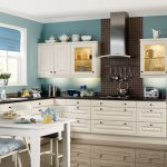 Самые лучшие обои для кухни: правила сочетания разных цветов