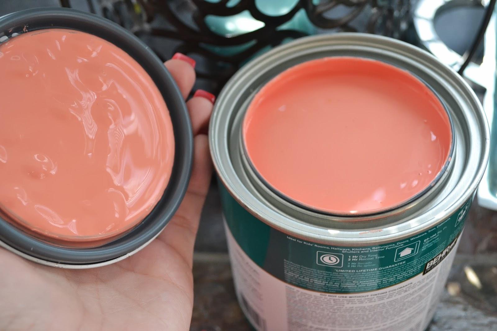 Оранжевый минус красный какой цвет
