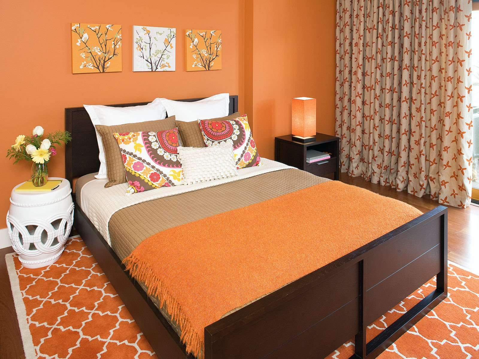 Персиковый цвет как называется