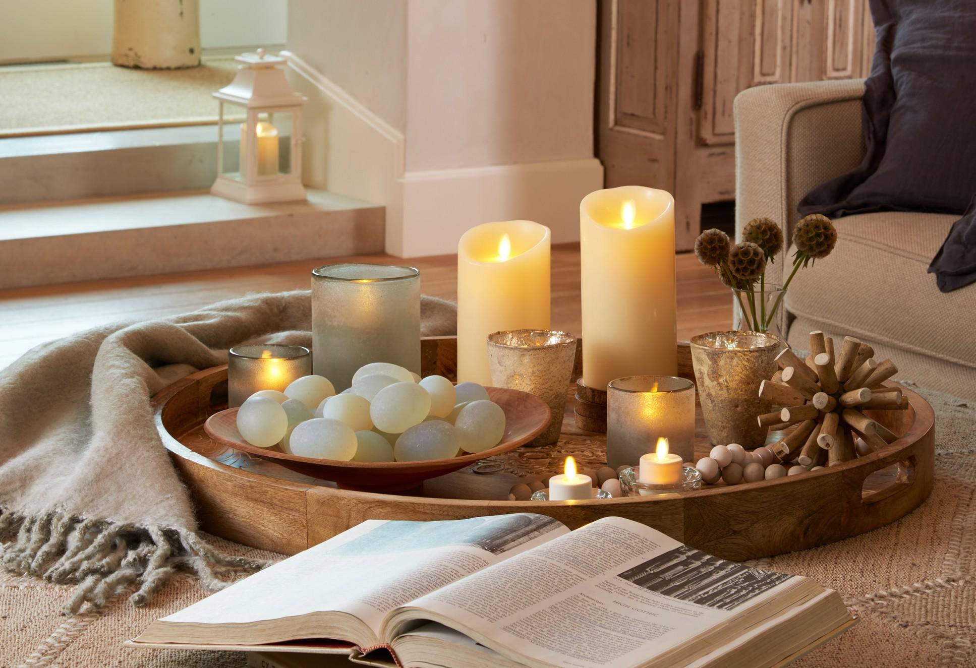 Чем пахнет ваш дом? Интересные варианты арома-терапии для жилища