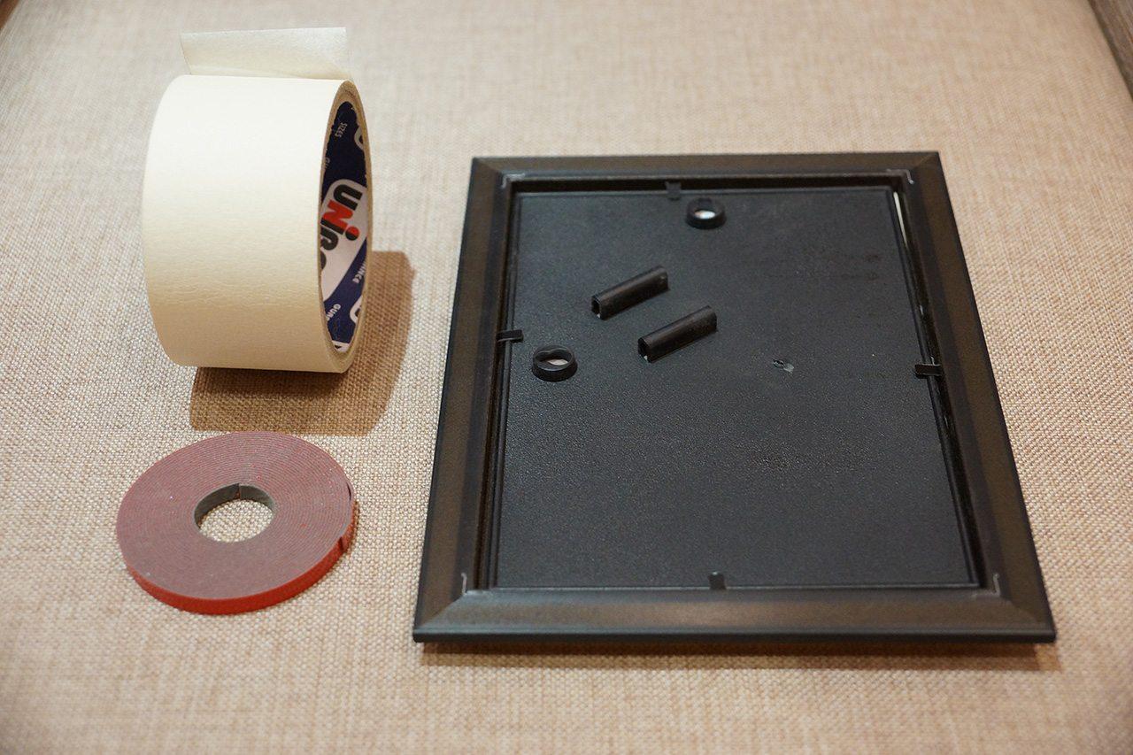 Как повесить картину без сверления стен: обзор монтажного скотча - Интерьер
