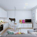 Плюсы и минусы квартиры-студии