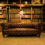 Домашняя библиотека: индивидуальное решение (+30 фото)