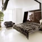 Спальни в современном стиле: отделка и выбор мебели (+40 фото)