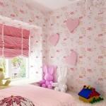 Выбираем современные обои для обустройства детской комнаты