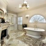 Дизайн прованс ванной комнаты