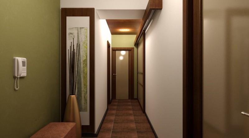 Дизайн коридора в квартире, доме