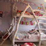 Особенности дизайна детской для двух девочек (+35 фото)