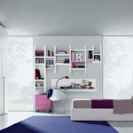 Интерьер комнаты девушки