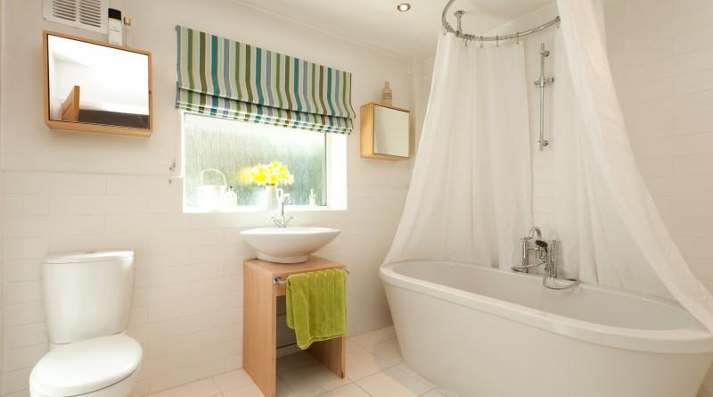 Дизайн ванной маленького размера