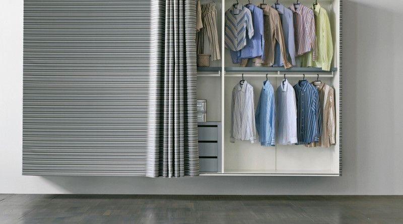 Как спрланировать гардеробную