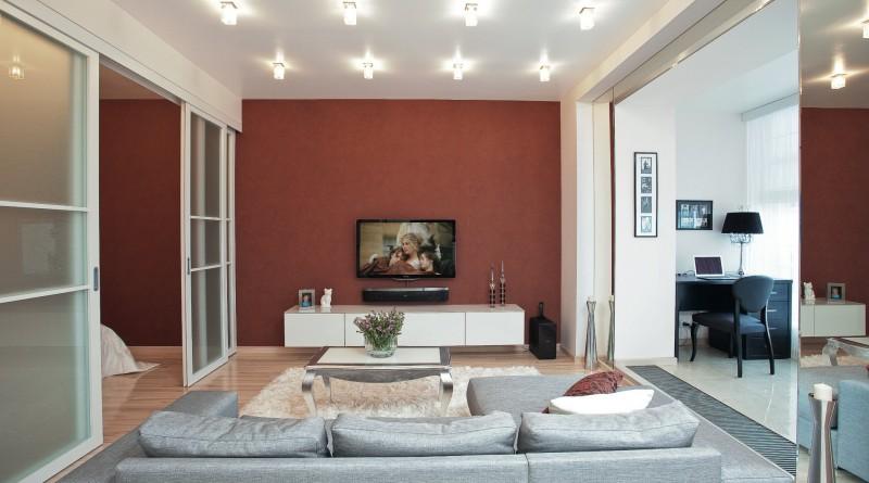 дизайн комнаты маленького размера 12 м.кв