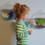 Аквариум в домашнем интерьере: вариации на тему морской экзотики