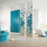 Мозаика в дизайне ванной комнаты (+50 фото)