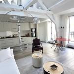 Белый цвет в дизайне студии