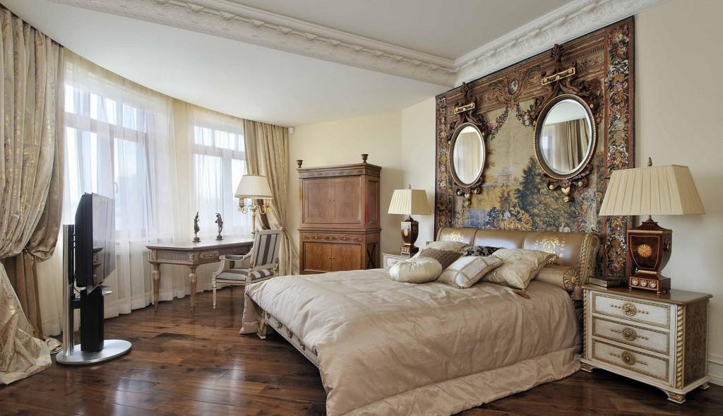 в какой цвет покрасить стены в спальне