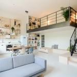 Квартира студия: особенности дизайна и зонирования (+50 фото)