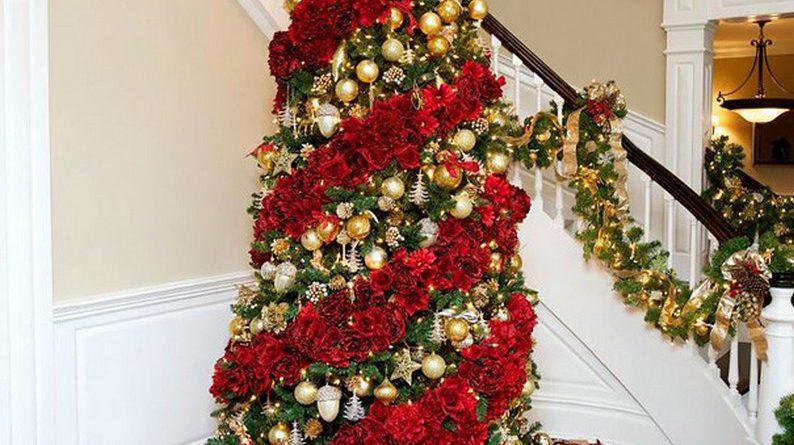 Новогоднее украшение елки 2019
