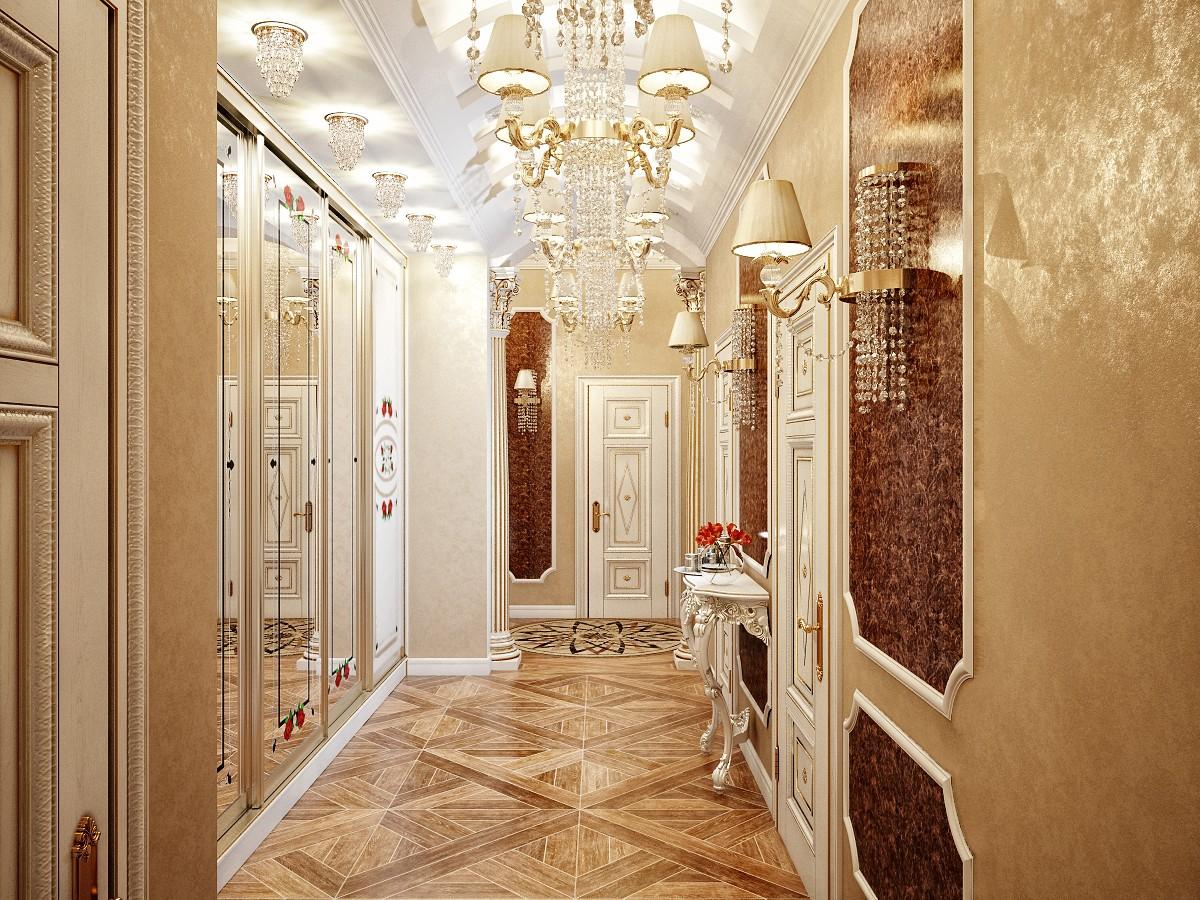 Дизайн коридора в квартире (+50 фото)