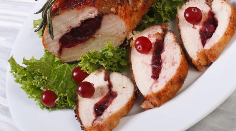Мясное блюдо на новый год 2019