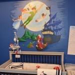 Фрески в интерьере детской