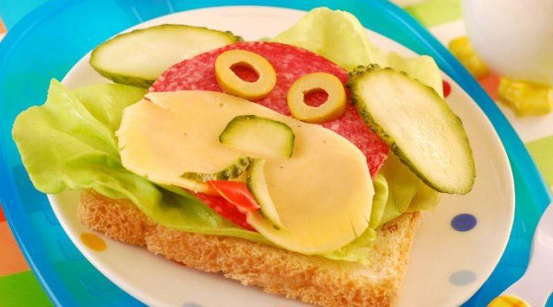 Бутерброд собака
