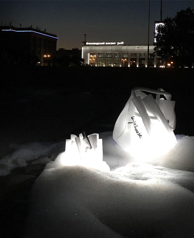 Новый светильник от молодого дизайнера из Санкт-Петербурга